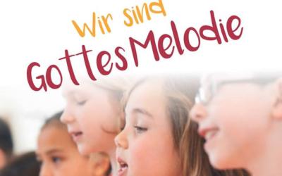 """""""Wir sind Gottes Melodie"""" – Diözesankinderchortag"""