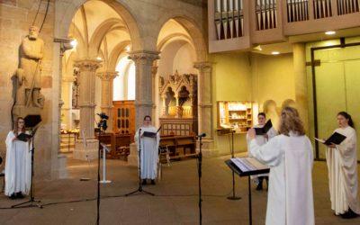 Musikalische Gestaltung der Kapitelsämter im Dom