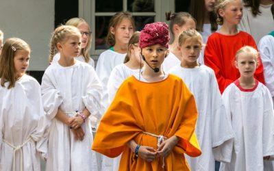 Mitsingen in den Kinderchören der Domsingschule